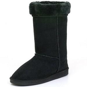 amazon-Alpine Swiss Womens Faux Shearling 12 Australian Classic Tall Fur Boots